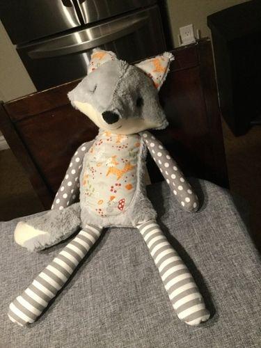 Makerist - Le petit renard de Caroline Création revisité  - Créations de couture - 1
