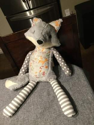Makerist - Le petit renard de Caroline Création revisité  - 1