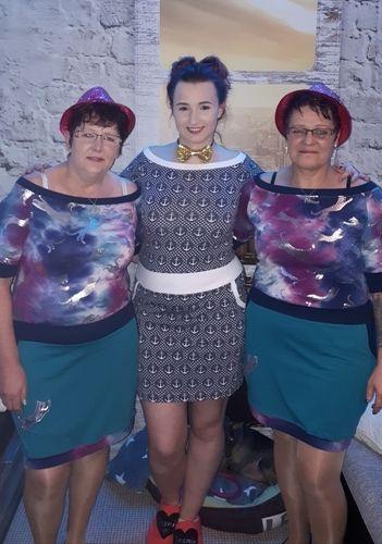 Makerist - Jerseykleider - Nähprojekte - 1