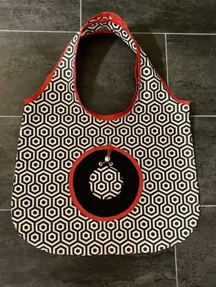 Makerist - Lola B faltbare Einkaufstasche - 1