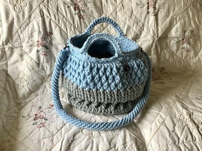 Makerist - The Odessa Tote Bag - Crochet Showcase - 1