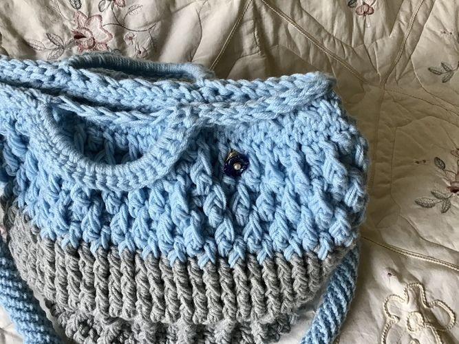 Makerist - The Odessa Tote Bag - Crochet Showcase - 3