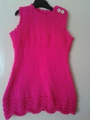 Makerist - stricken: sommerkleidchen - 1