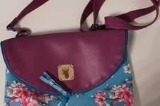 Makerist - Canaria Bag aus Canvas und Kunstleder natürlich für mich - 1