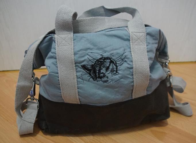 Makerist - WM-Tasche Russia von Alles Nähbar - Nähprojekte - 2