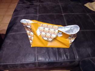 Makerist - Mon sac karlie - 1