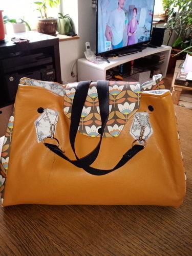 Makerist - Mon sac karlie - Créations de couture - 2