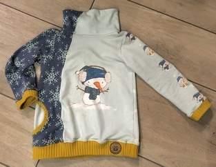 Makerist - Frosty v. Rosalieb & Wildblau für meinen Großen - 1