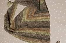 Makerist - kleines Tuch, da kein Winter - 1