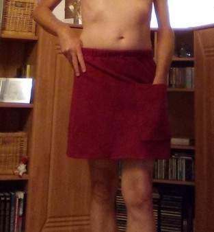 Der neue Sauna-Kilt