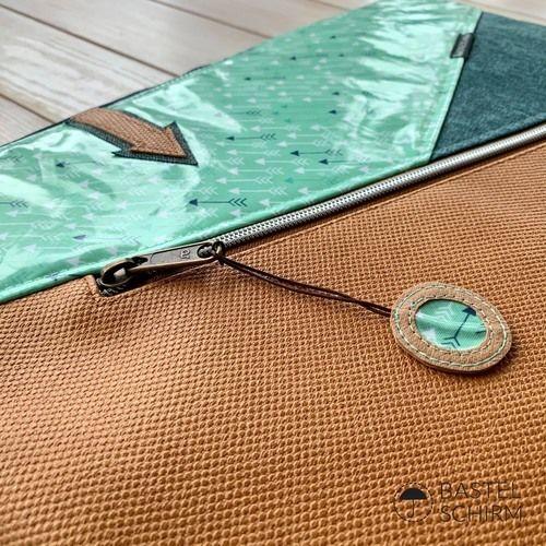 Makerist - Kuoria als Laptophülle - Nähprojekte - 2