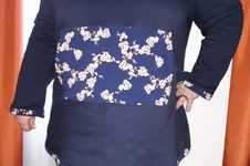 Makerist - Raglanshirt Guste von sewsimple mit Wickelkragen  - 1
