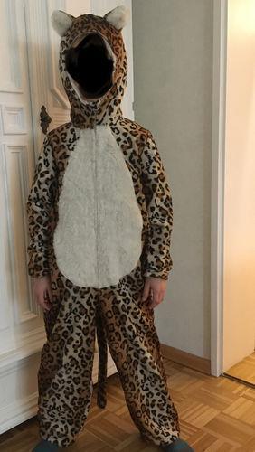 Makerist - Zebra und Gepard Kostüm  - Nähprojekte - 1