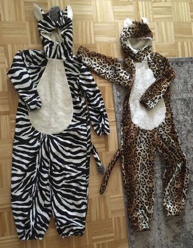 Makerist - Zebra und Gepard Kostüm  - Nähprojekte - 2