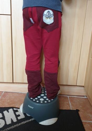 Makerist - Schöne Jersey-Hose für meinen Sohn - Nähprojekte - 3