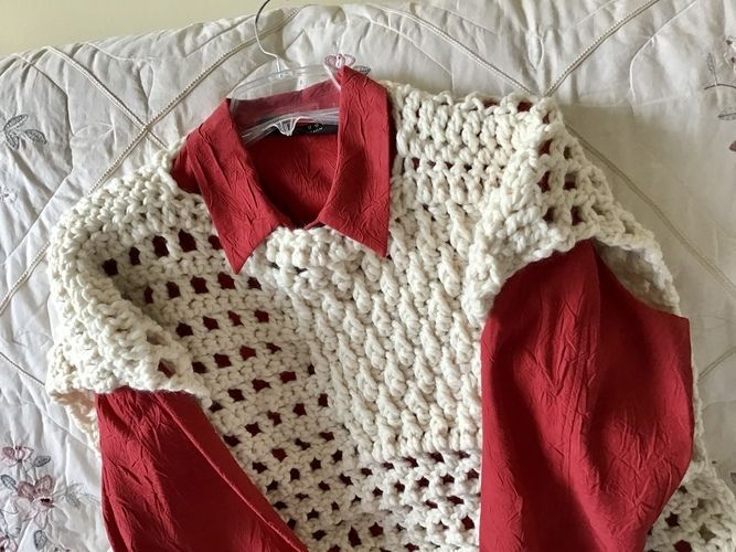 Makerist - The Simone Crop Top - Crochet Showcase - 1