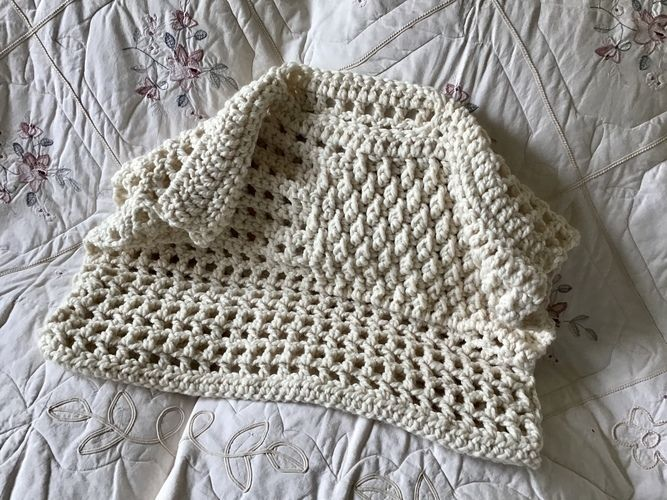 Makerist - The Simone Crop Top - Crochet Showcase - 2