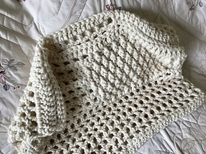 Makerist - The Simone Crop Top - Crochet Showcase - 3