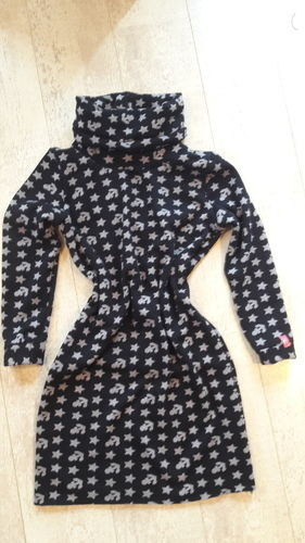 Makerist - Loop-Hoodie aus Alpenfleece (Kleid) - Nähprojekte - 1