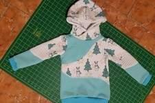 Makerist - Ein Hoodie fur meinen Sohn. (Gr. 116) - 1