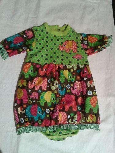 Makerist - Bodykleid für Babys  von Schnabelina - Nähprojekte - 1