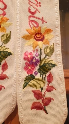 Makerist - Kreuzstich - Textilgestaltung - 1