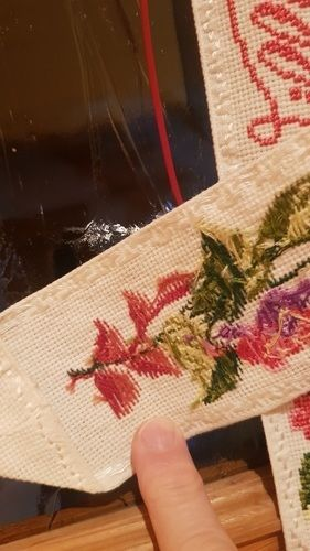 Makerist - Kreuzstich - Textilgestaltung - 3