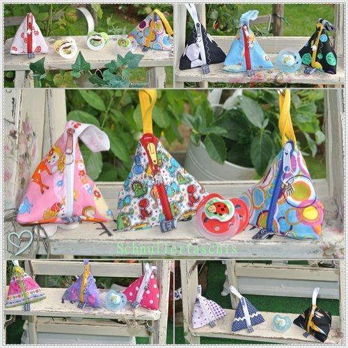 Makerist - Schullertaschen oder für Krimskrams - Nähprojekte - 1
