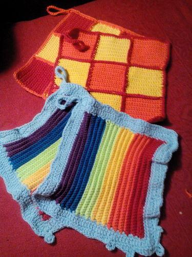Makerist - die ersten Weihnachtsgeschenke :-)  - Häkelprojekte - 1