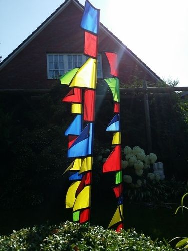 Makerist - Windspiel für unseren Garten!  - Nähprojekte - 1