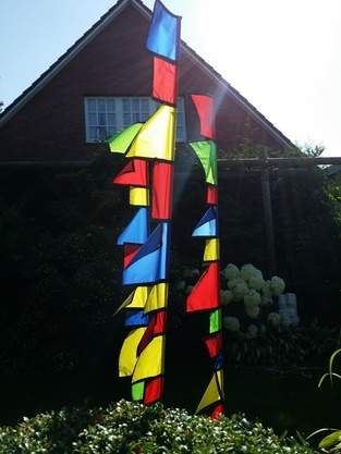Makerist - Windspiel für unseren Garten!  - 1