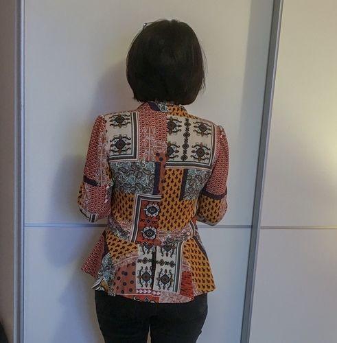 Makerist - Schößchen-Bluse - Nähprojekte - 2
