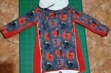 Makerist - Eine Jacke fur ein Madchen. - 1