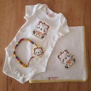 Makerist - Baby set Tiger - 1