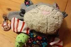 Makerist - Schnuffelkatze ,für einen neuen Erdenbürger  - 1