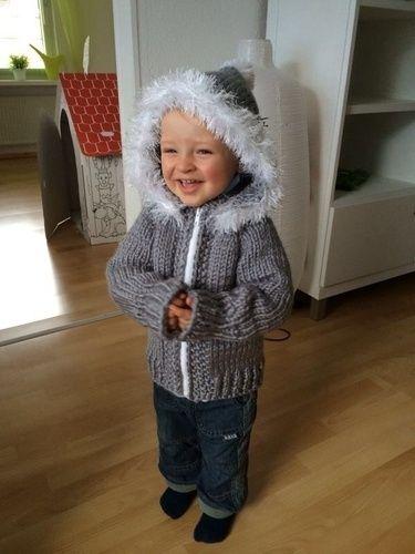 Makerist - Die Jacke, die mitwächst - Strickprojekte - 2