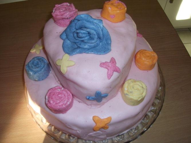Makerist - Geburtstagstorte - Torten, Cake Pops und Cupcakes - 3