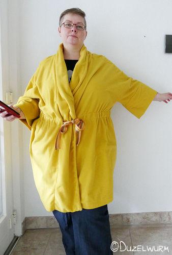 Makerist - Kimono: Bluse und Morgenmantel - Nähprojekte - 2