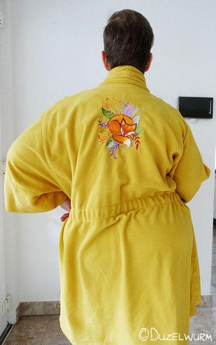 Makerist - Kimono: Bluse und Morgenmantel - Nähprojekte - 3