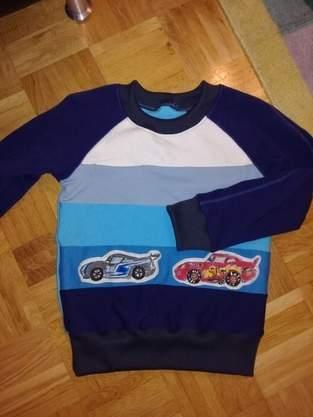 Geburtstagssweatshirt für meinen Sohn