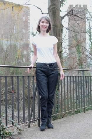 Jeanshose My Denim Jeans von Muckelie