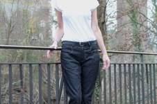 Makerist - Jeanshose My Denim Jeans von Muckelie - 1