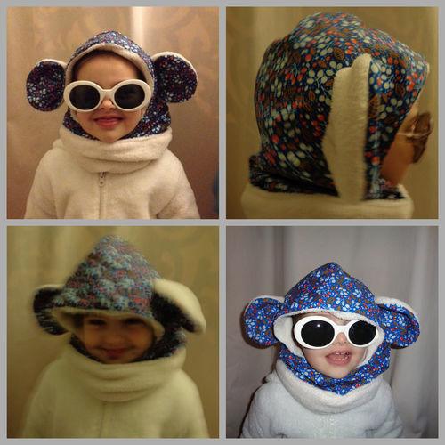 Makerist - cagoules à oreilles - Créations de couture - 1