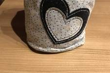 Makerist - Glitzerbeanie  - 1