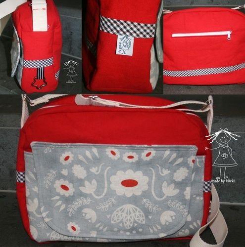 Makerist - Tasche Marisa von Farbenmix - Nähprojekte - 1