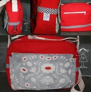 Makerist - Tasche Marisa von Farbenmix - 1