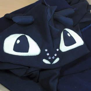 Makerist - Kostüm Ohnezahn - 1