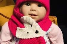 Makerist - Garnitur Mütze und Schal für Kleinkind - 1