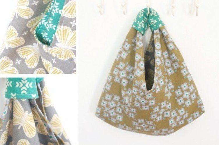 Makerist - Origami Bag - Nähprojekte - 1