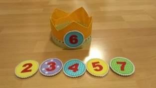 Makerist - Geburtstagskrone unisex - 1